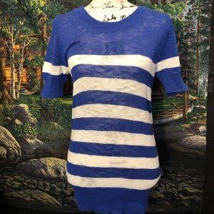 J. Crew knitted short sleeve shirt